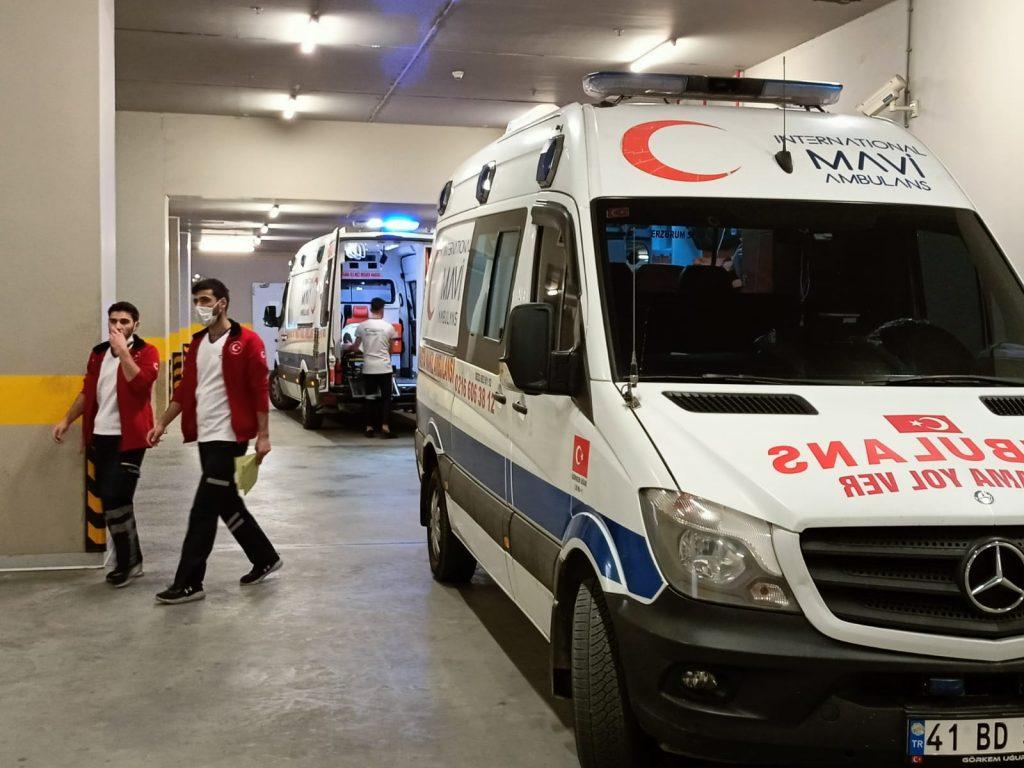 anadolu yakası özel ambulans