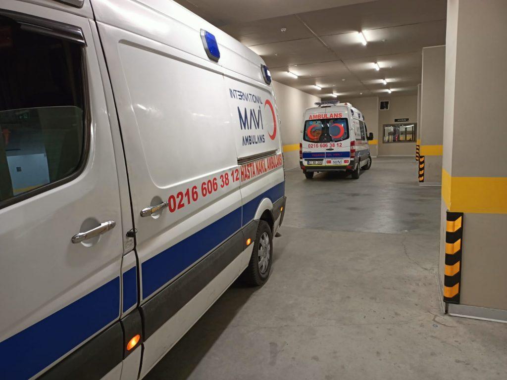 özel ümraniye ambulans