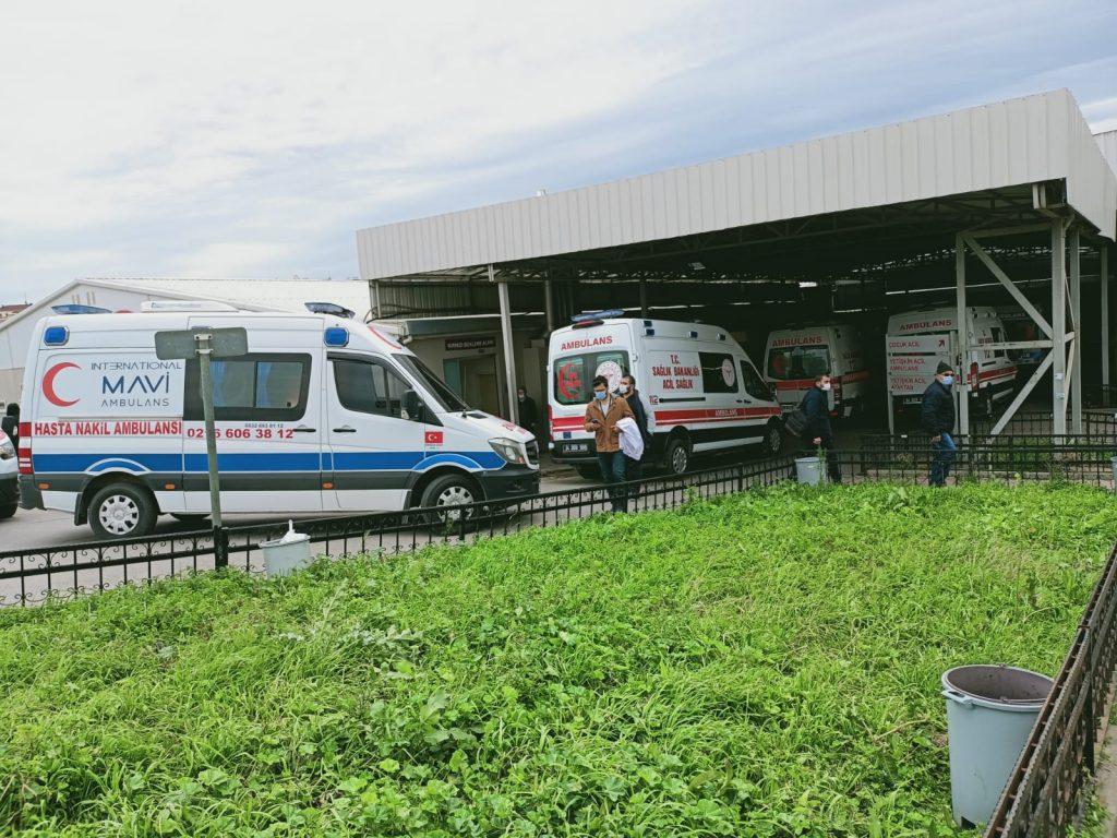 ümraniye özel ambulans