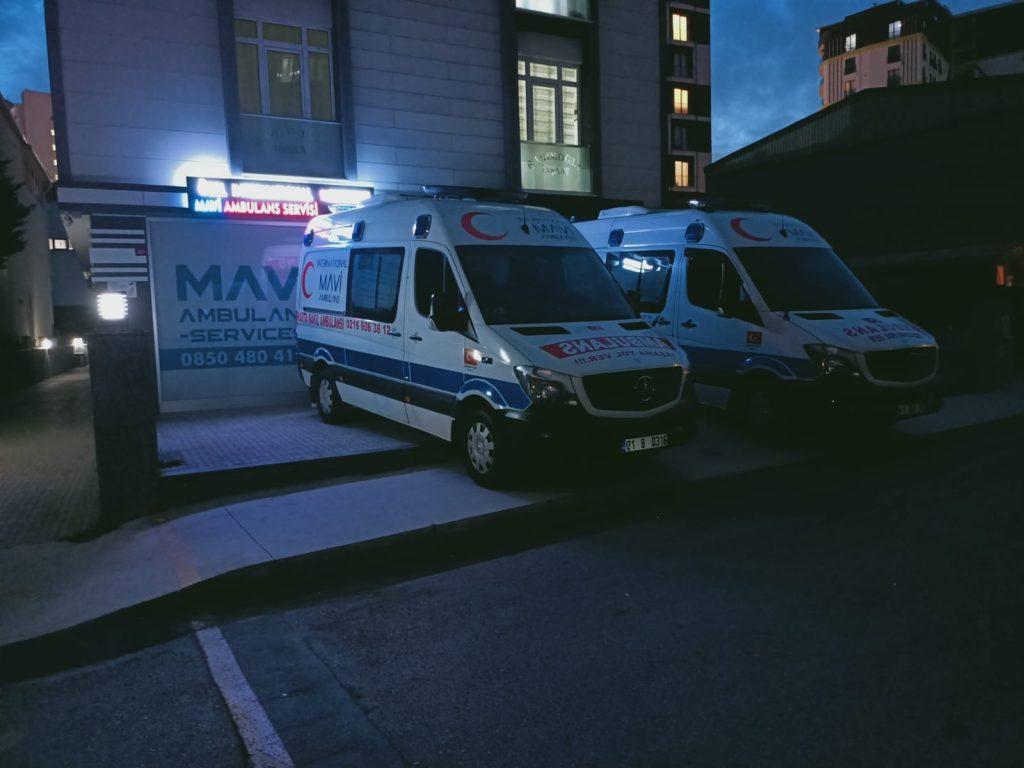 kiralık ambulans