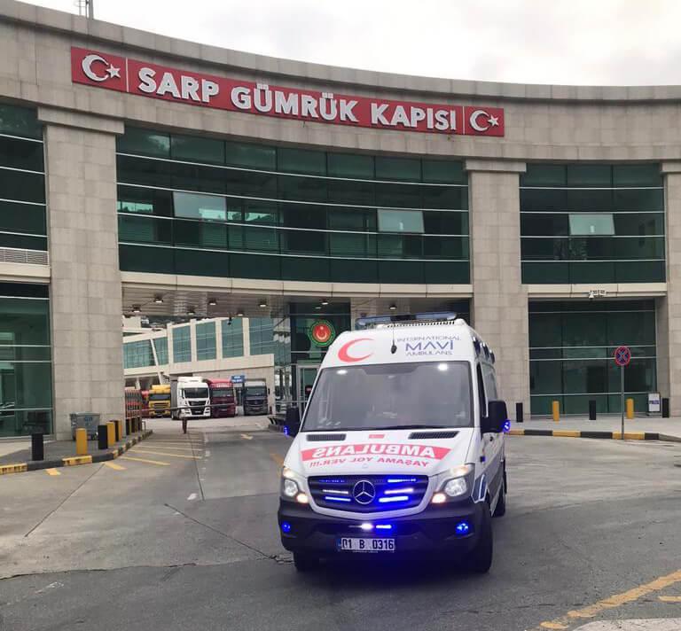 iller arası ambulans kiralama