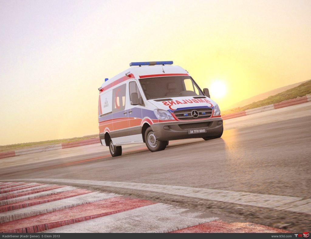 Özel Ambulans Servisi Yönetmeliği