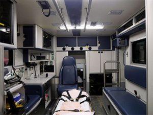 ambulans aracı özellikleri
