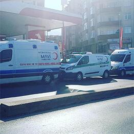 ambulans kiralama fiyatları