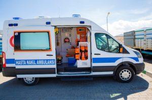 ambulans tipleri ve özellikleri