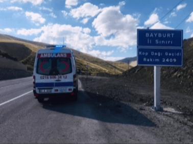 bayburt özel ambulans