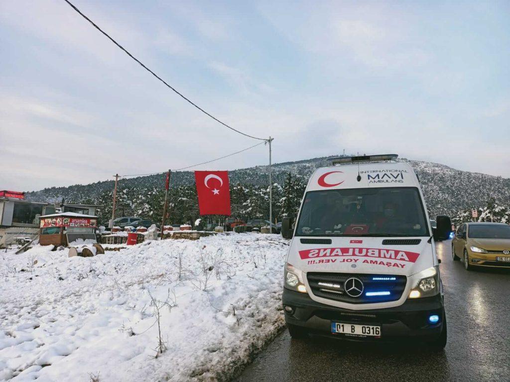 nakil ambulansı
