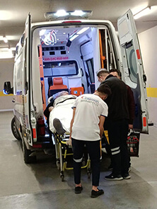 özel ambulans esenler