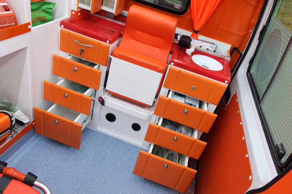 Özel Ambulanslarda Bulunması Gereken Malzemeler Nelerdir?
