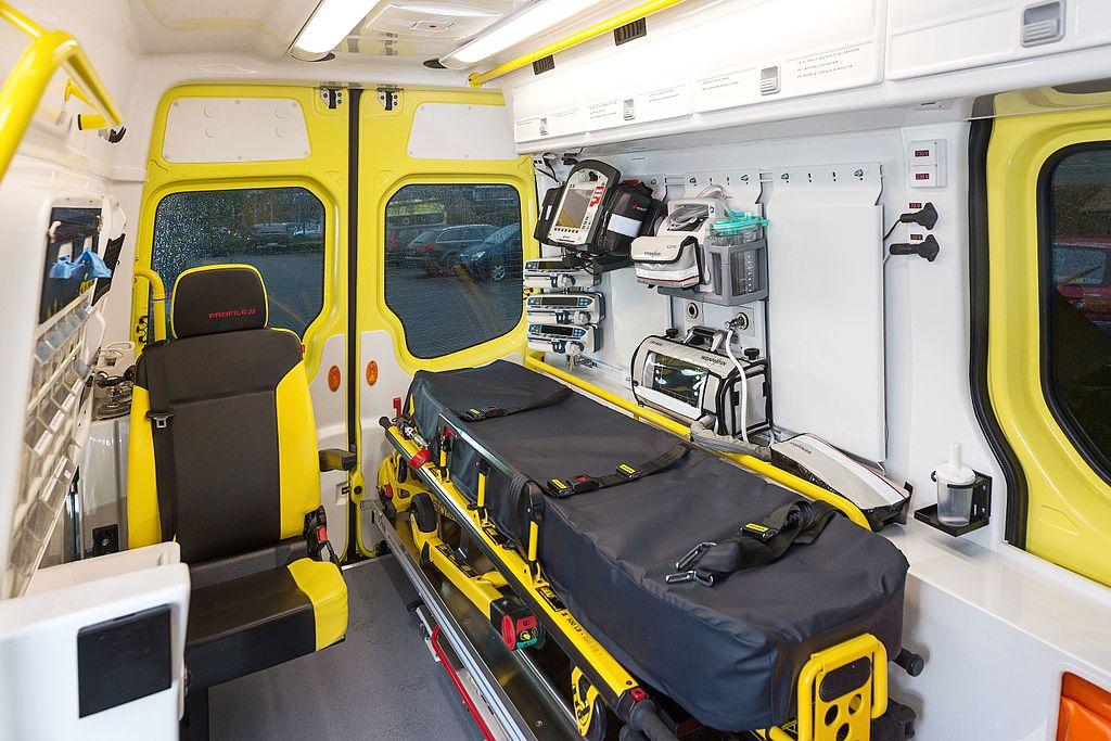 Ambulans İçerisinde Bulunan Eşyaların Kontrolleri