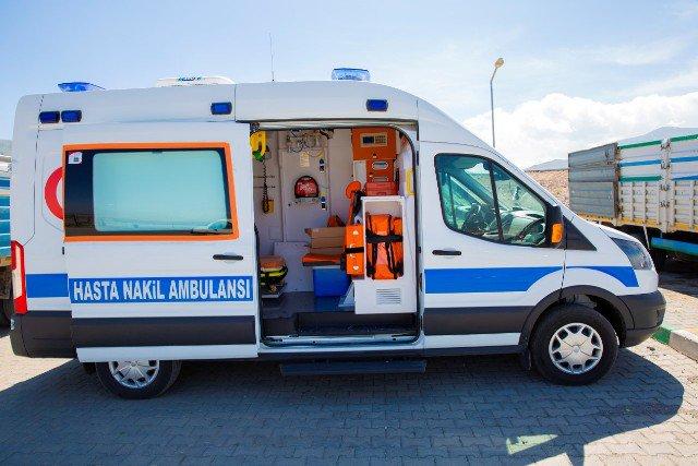 Ambulans Çizgi Renkleri Ve Öncelikleri