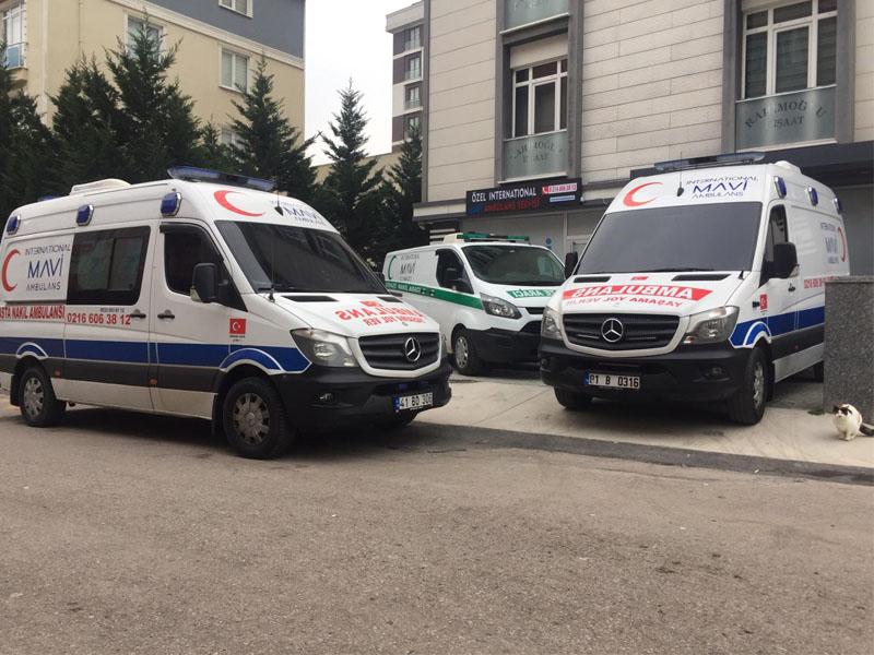 ambulans kiralama