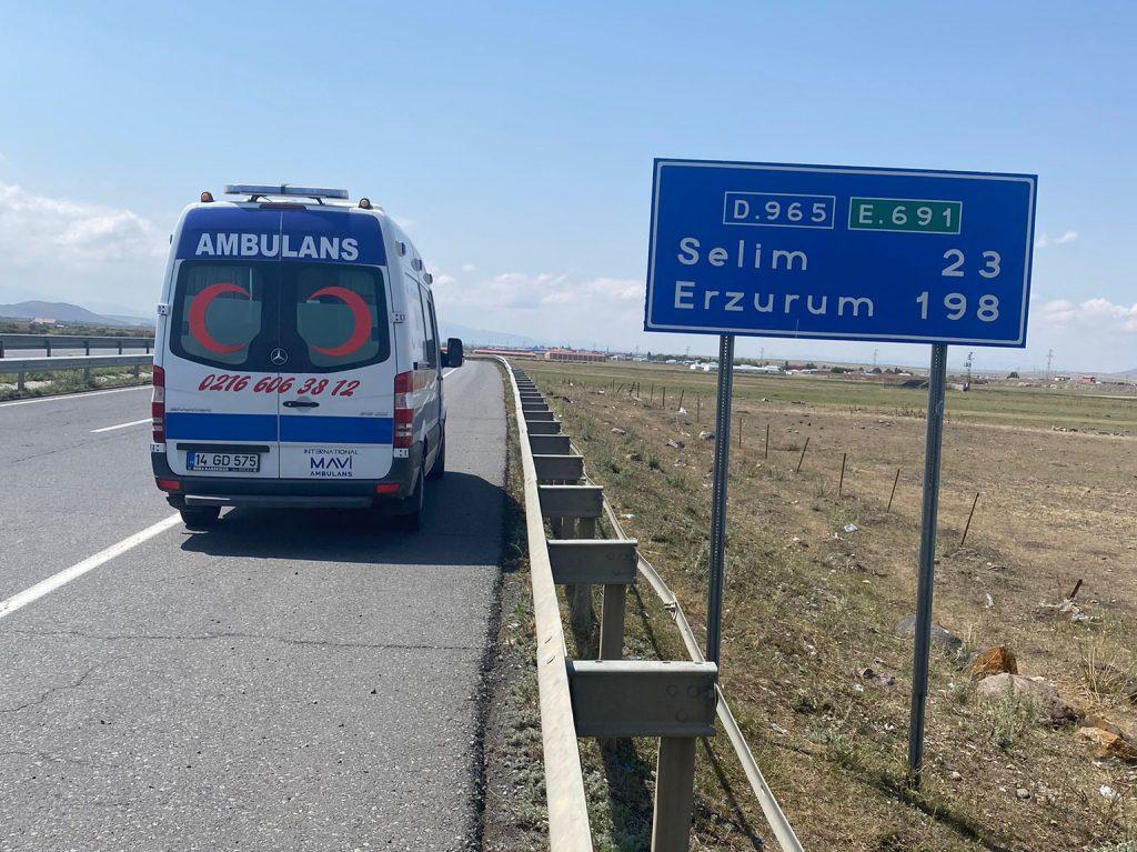 erzurum özel ambulans hizmetleri