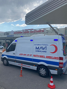 erzurum özel ambulans
