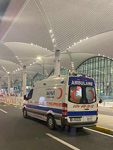kars özel ambulans