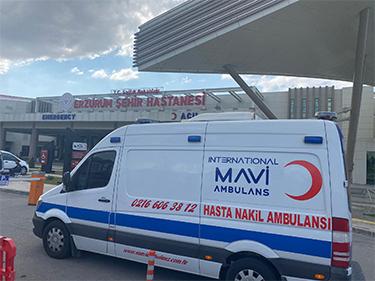özel ambulans şirketleri