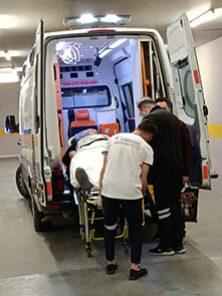özel ambulans kadıköy
